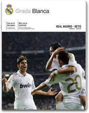 Real Madrid Grada Blanca