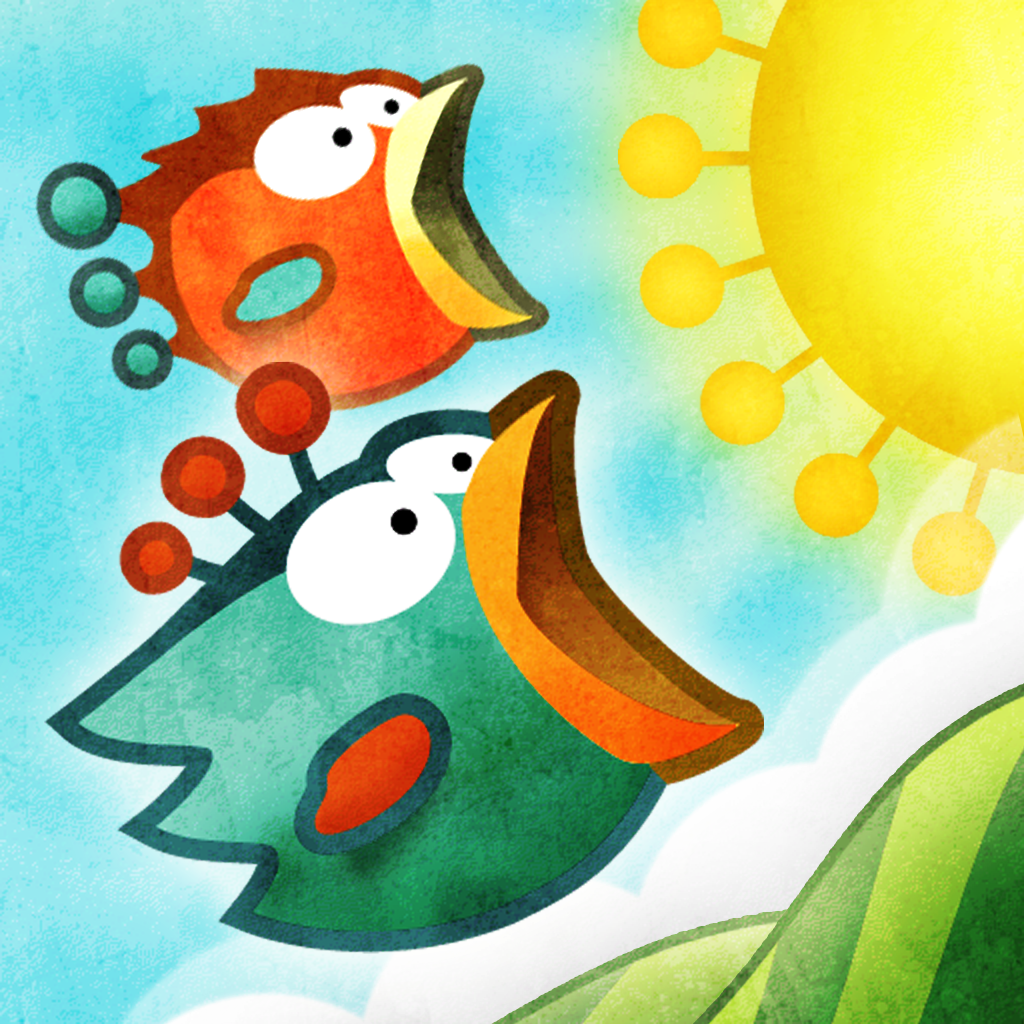 Einige kostenlose iOS-Spiele: Tiny Wings, Badland, Where's my Water? & Co